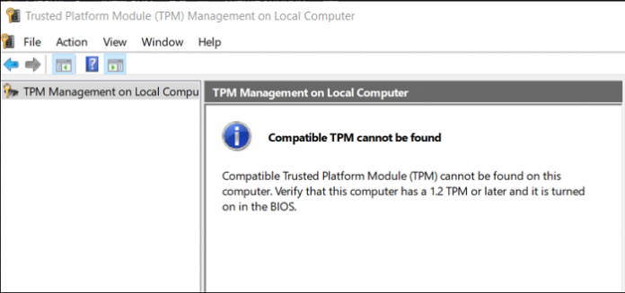 How to Enable TPM on Your Windows PC or Laptop