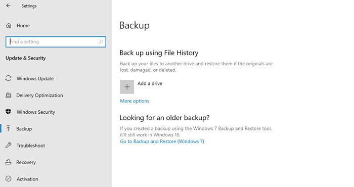 How to perform Windows 10 System Backup?