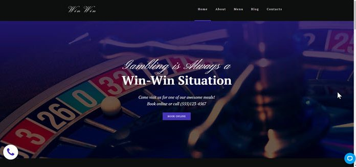 WordPress Themes Casino