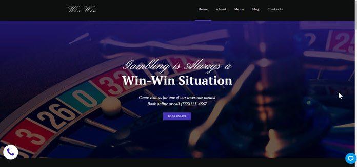 WordPress Themes Casino