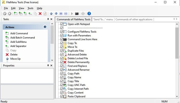Enhance right-click menu Windows