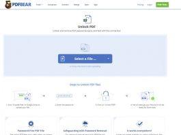 PDF Bear Unlock File