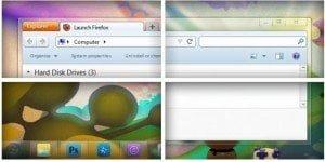 Strata Theme for Windows 7