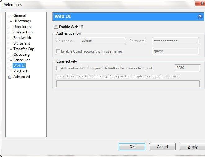 Utorrent Tweak Increase Utorrent Download Speed